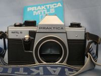 42mm Praktica MTL5  SLR Camera + Inst  £8.99